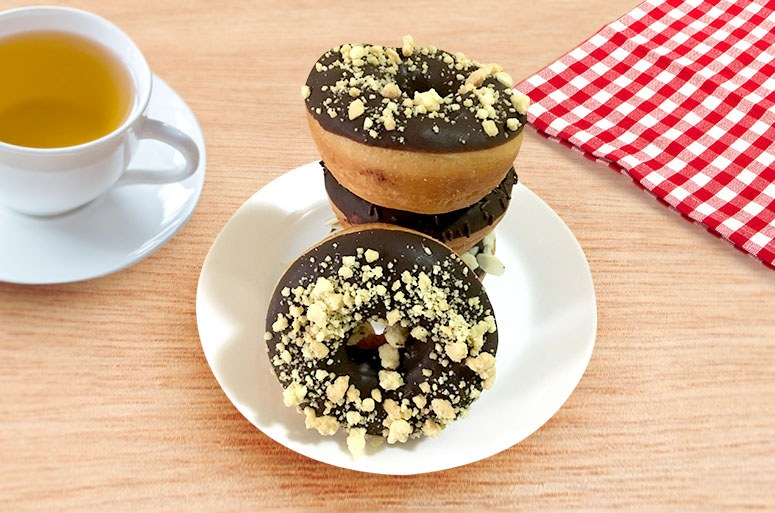 Donat Kentang Main